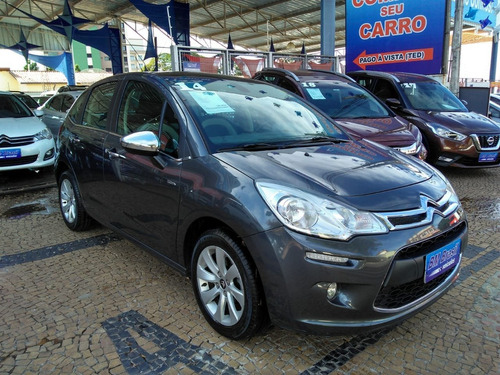 citroën c3 1.6 exclusive 16v flex 4p manual