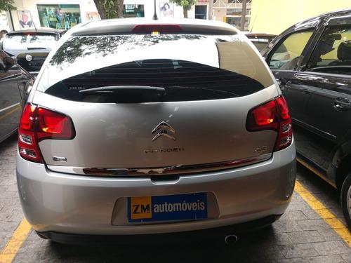 citroën c3 1.6 exclusive  aut. 5p 13 14 lms automóveis