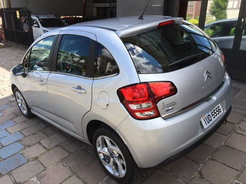 citroën c3 1.6 exclusive bva 16v flex 4p