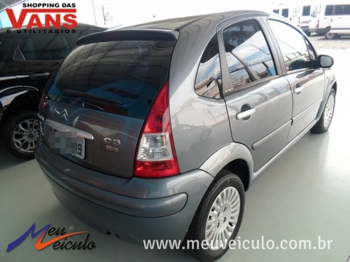 citroën c3 1.6  exclusive flex  2007