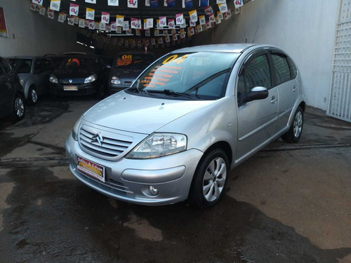 citroën c3 1.6 exclusive flex 5p 2003/2004