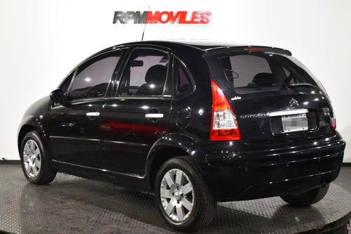 citroën c3 1.6 exclusive nafta 5p 2012 rpm moviles
