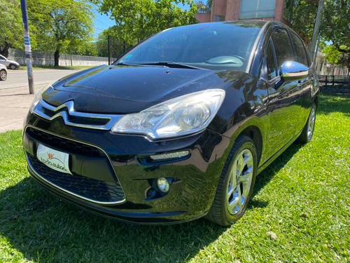 citroën c3 1.6 exclusive vti 115cv 2013