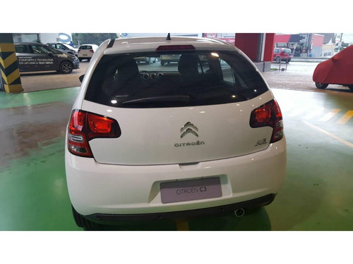citroën c3 1.6 exclusive vti flex aut 4p novo
