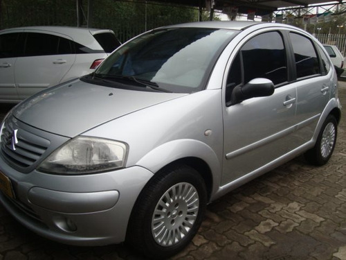 citroën c3 1.6 i exclusive 16v gasolina 4p manual
