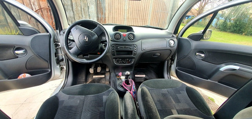 citroën c3 1.6 i exclusive 2007