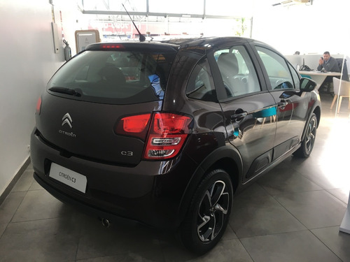 citroën c3 1.6 vti 115 urban trail