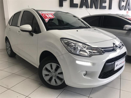 citroën c3 1.6 vti 120 flex attraction eat6 2017/2018