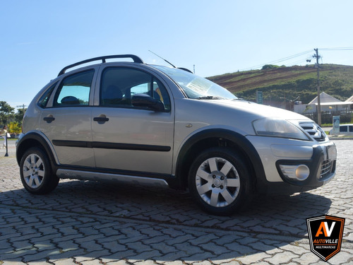 citroën c3 1.6 xtr 16v flex 4p manual