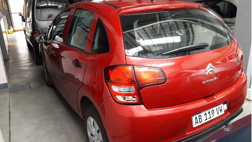citroën c3 2017 1.5 start 90cv