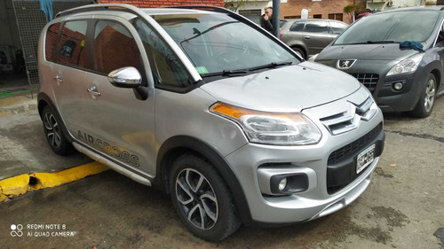 citroën c3  aircross 1.6 exclusive pack 2013 gnc financio