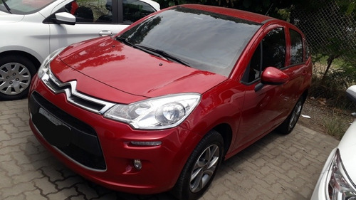 citroën c3 attraction 1.2 12v (flex) 2017 ipva pago