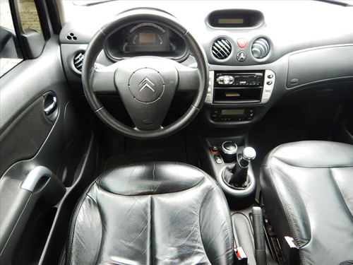 citroën c3 c3 exclusive 1.4 8v (flex) - 2011