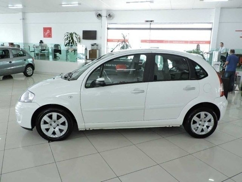 citroën c3 exclusive 1.4 branco