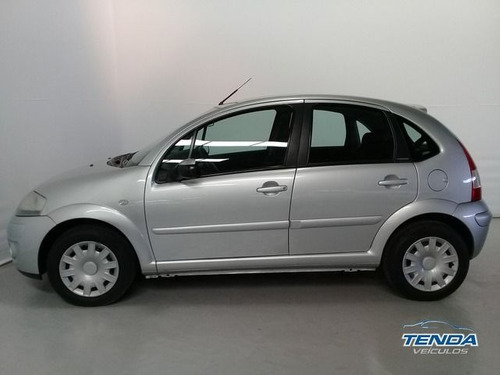 citroën c3 exclusive 1.4i 8v flex 89200km