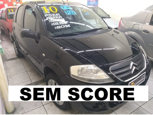 citroën c3 financiamento com score baixo