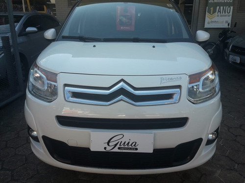 citroën c3 picasso 1.5 flex tendance manual