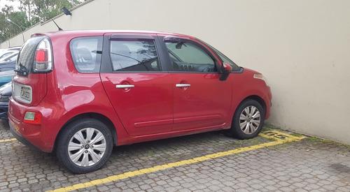 citroën c3 picasso 1.6 16v automática minivan com abs