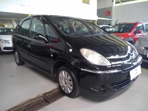 citroën c3 picasso 1.6 16v exclusive flex 5p 2012