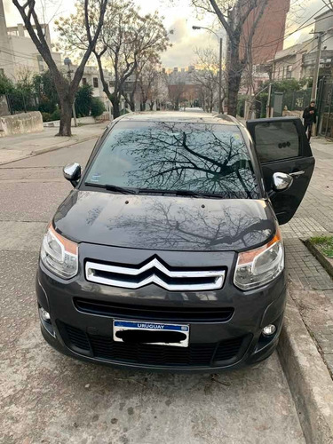citroën c3 picasso 1.6 exclusive 115cv 2015