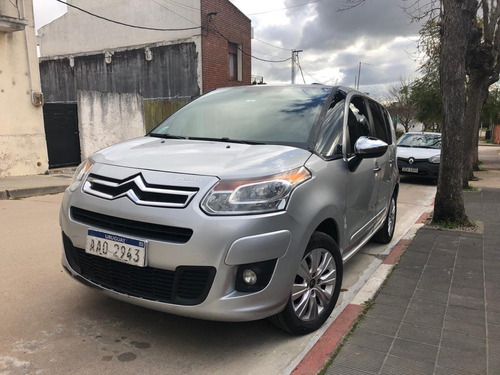 citroën c3 picasso 1.6 exclusive 115cv pack my way 2014