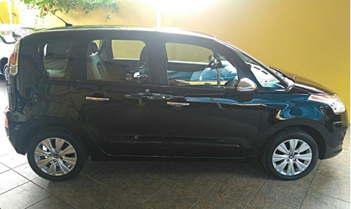 citroën c3 picasso 1.6 flex exclusive manual 2012