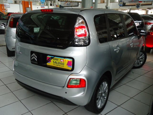 citroën c3 picasso 1.6 flex glx manual