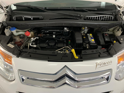citroën c3 picasso 2013 1.5 glx flex carro novo