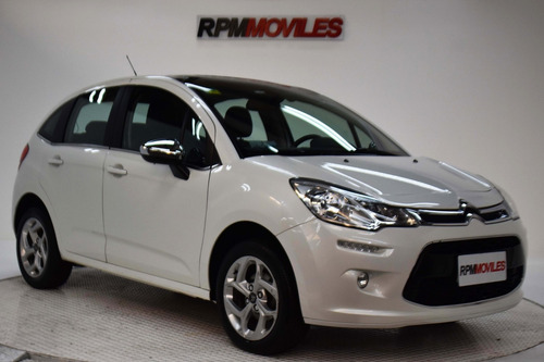citroën c3 shine manual 1.6 5p 2016 rpm moviles