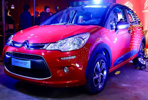 citroën c3 urban trail at6 lanzamiento(no 208,ka,duster)
