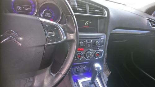 citroën c4 1.6 thp exclusive aut. 4p