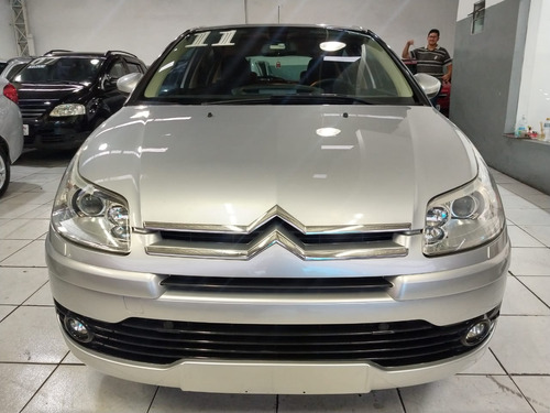 citroën c4 2.0 exclusive flex 5p