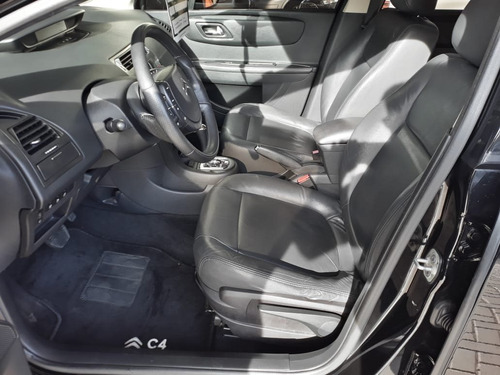 citroën c4 2.0 exclusive pallas 16v flex 4p automático