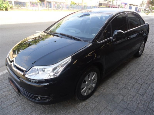 citroën c4 2.0 exclusive pallas 16v sedan flex 4p automatico