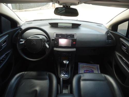 citroën c4 2.0 exclusive pallas 16v sedan flex 4p automatico