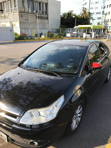 citroën c4 2.0 exclusive sport flex aut. 5p 2010