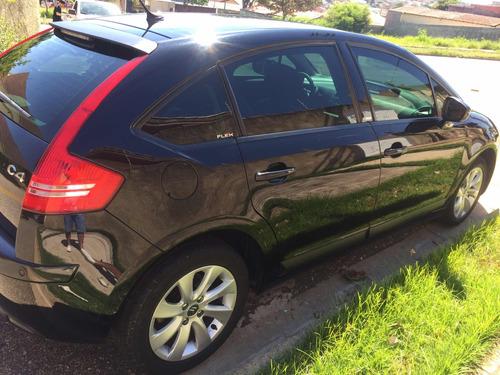 citroën c4 2.0 exclusive sport flex aut. 5p 2011