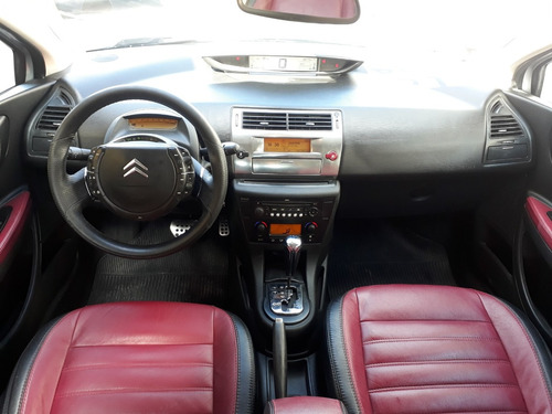 citroën c4 2.0 exclusive sport flex aut. 5p