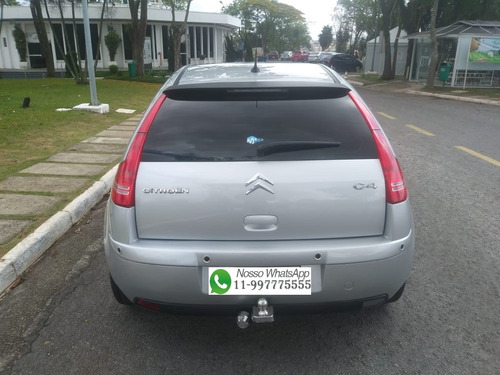 citroën c4 2.0 exclusive sport flex automatico 2013
