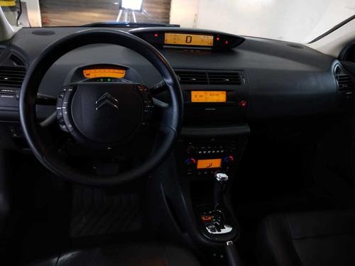 citroën c4 2.0 glx flex aut. 5p 2012