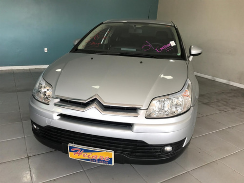 citroën c4 2.0 glx pallas 16v flex 4p manual