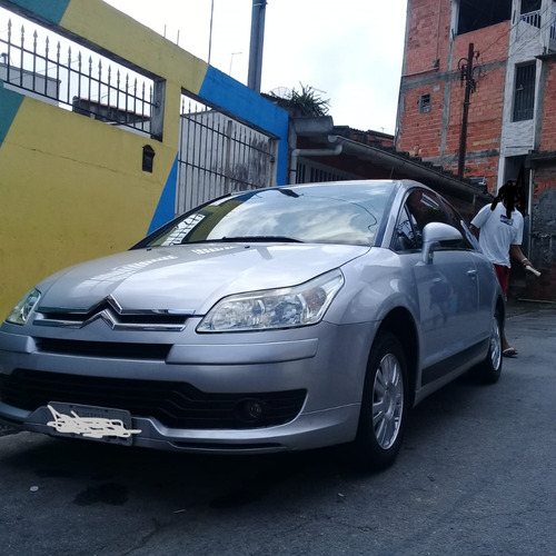 citroën c4 2.0 vtr 3p manual - 80.000 km - carro novo
