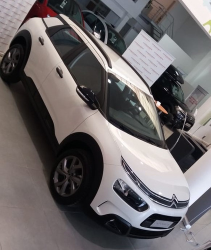 citroën c4 cactus 1.6 vti 115 at6 shine