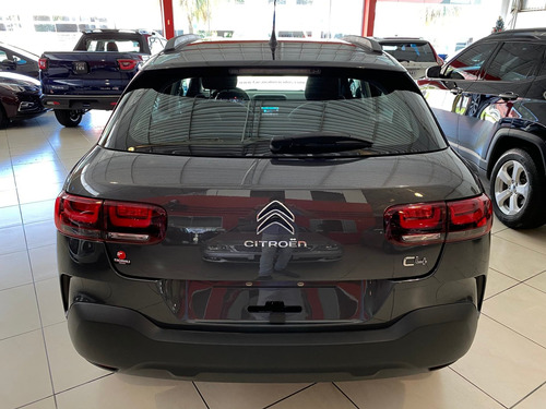 citroën c4 cactus 1.6 vti 120 flex feel business eat6