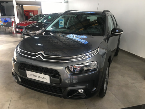 citroën c4 cactus 1.6 vti at6 feel pack 2020 contado