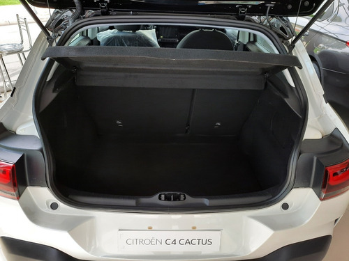 citroën c4 cactus feel 1.6 at modelo 2022. suv, altura,