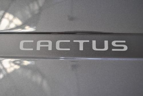 citroën c4 cactus feel gris 5 puertas 0 km
