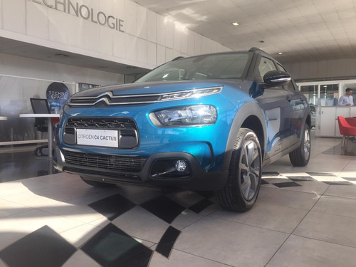 citroën c4 cactus feel pack 1.6 at6 0km (lr) oportunidad hoy