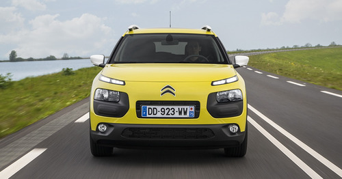 citroën c4 cactus hdi feel