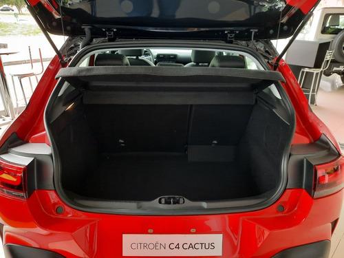 citroën c4 cactus shine 1.6 turbo at modelo 2022
